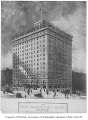 New Washington Hotel, architectural rendering, Seattle, n.d.