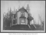 Beta Theta Pi fraternity house near the University of Washington, Seattle, 1903