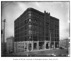 Burke Building exterior, Seattle, n.d.