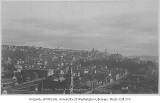 Seattle, looking south from Denny Hill, ca. 1896