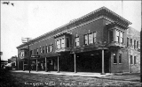 Hotel Grayport, Hoquiam, Washington, ca. 1910