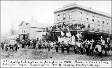 July 4th celebration in Arlington, Washington, 1902