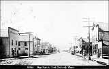 Bay St., Port Orchard, Washington, ca. 1911