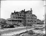 Hoquiam Hotel, Hoquiam, Washington, ca. 1900.