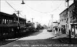 Laurel St. looking north, Port Angeles, Washington, ca. 1918