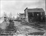 Front St., Hamilton, Washington, November 3, 1898