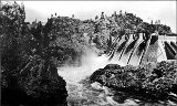 Long Lake Dam, Spokane River, Washington, ca. 1915