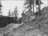 Black Tail Mine, Eureka, Washington, ca. 1893