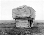 Crockett Blockhouse near Fort Casey, Whidbey Island, Washington, ca. 1927
