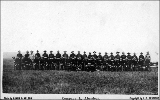 Soldiers of Company L, Aberdeen, Washington, ca. 1918