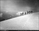 Mountaineers on the summit of Mount Baker, Washington, ca. 1891