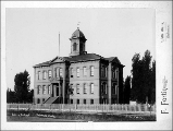 Baker School, Walla Walla, Washington, ca. 1892