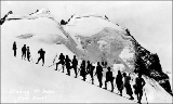 Mountaineers on Mount Baker, Washington, ca. 1925