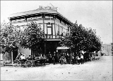 Sultan Hotel, Sultan, Washington, ca. 1900