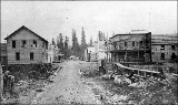 Main Street, Sultan, Washington, 1890
