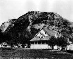 Big Four Inn and Mt. Dickerman, Snohomish County, Washington, ca. 1923