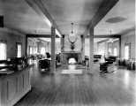Big Four Inn lobby, Snohomish County, Washington, ca. 1923