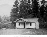 Original Stillaguamish Country Club office building, ca. 1930