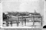 Waterfront at Port Townsend, ca. 1887
