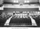 High school auditorium interior, Renton, n.d.