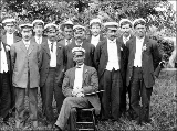 Members of Silvana Men's Choir, Washington, ca. 1915
