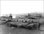 Port of Tacoma on the Tacoma waterfront, Washington, ca. 1925