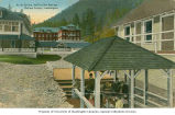 Buildings of Sol Duc Hot Springs