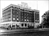 Hotel Monticello, Longview, Washington, ca. 1924