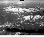 Snowking Mountain and Granite Lakes from the northwest, Washington, ca. 1930