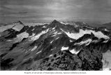 Forbidden Peak from Sahale Mountain, North Cascades National Park, Washington, 1926