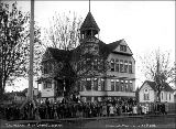 Enumclaw High School, Enumclaw, Washington, 1909