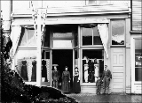 Veysey and Co. store, Hoquiam, Washington, ca. 1904