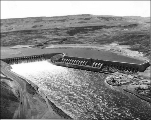 Chief Joseph Dam, Washington, ca. 1956