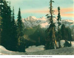 Skagit Basin sunrise, ca. 1938