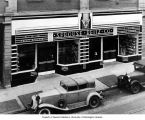 Sprouse Reitz Co. storefront, Portland, Oregon, ca. 1925