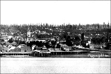 Olympia from the water, Washington, 1894