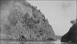 Deception Pass, Washington, ca. 1890