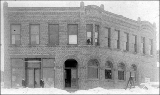 Columbia Valley Bank, Wenatchee, Washington, 1892