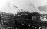 Shingle mill, Lake Sammamish, Washington, ca. 1910