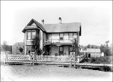 DeWitt residence, Hoquiam, Washington, ca. 1890