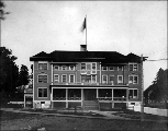 Puget Hotel, Port Gamble, Washington, ca. 1904