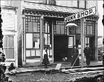 Salvation Army junk shop, Hoquiam, Washington, ca. 1903