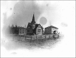 First Congregational Church, Coupeville, Whidbey Island, Washington, ca. 1900