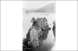 Deception Pass, Washington, ca. 1890.