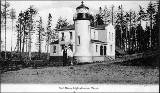 Admiralty Head Lighthouse, Fort Casey, Whidbey Island, Washington