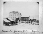 Washington Flouring Mills, Waitsburg, Washington, ca. 1893