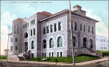 Custom House, Port Townsend, Washington, ca. 1907