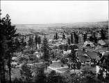 Residential area, Spokane, Washington, ca. 1910