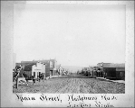 Main Street, Waitsburg, Washington, ca. 1893