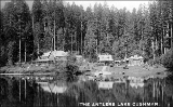 Antler's Hotel, Lake Cushman, Washington, ca. 1913